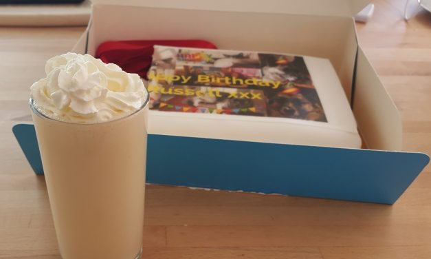 Blendtec Recipe Of The Week: Birthday Cake Milkshake