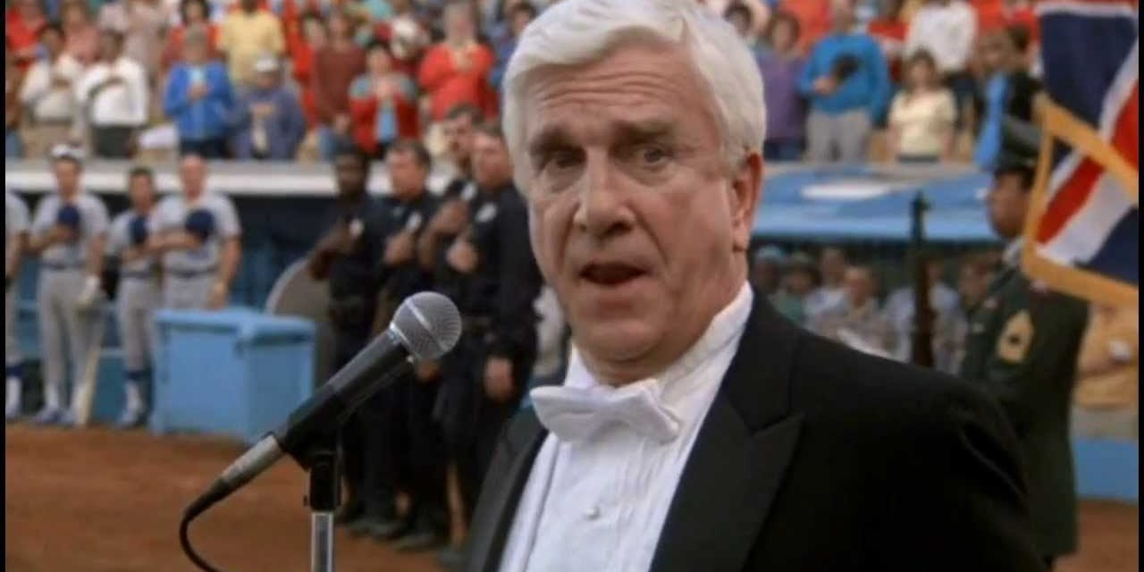 Video: The Naked Gun Film Clip