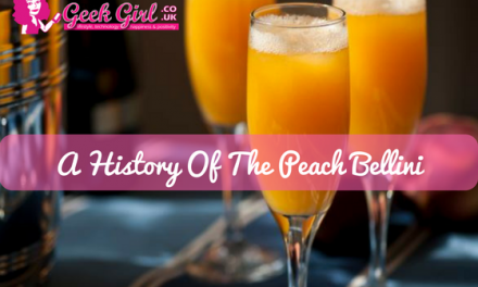 A History Of The Peach Bellini
