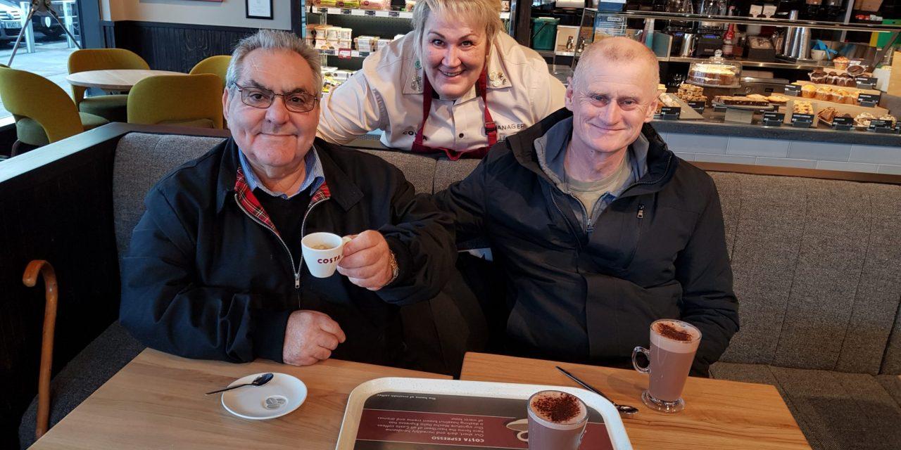 Review: Costa Coffee Malvern Retail Park