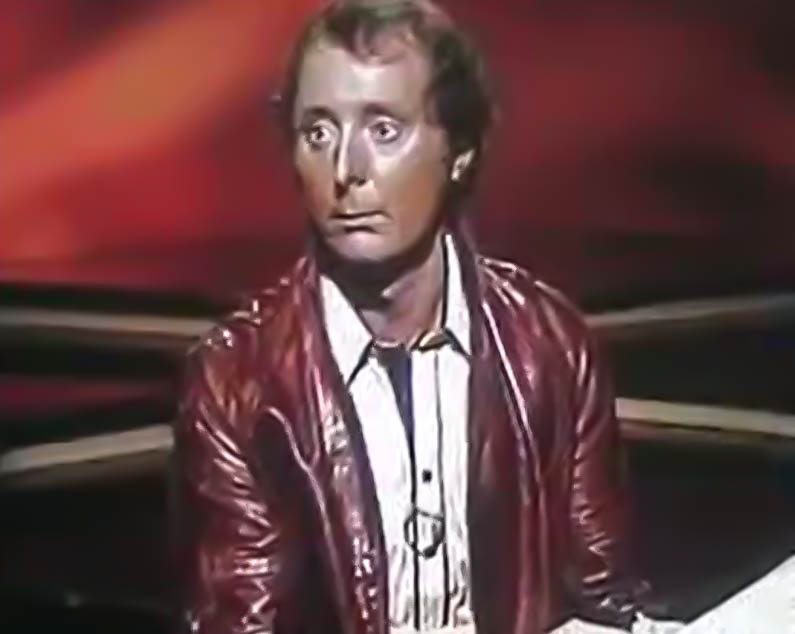 Video: Nuclear War Sketch by Jasper Carrott