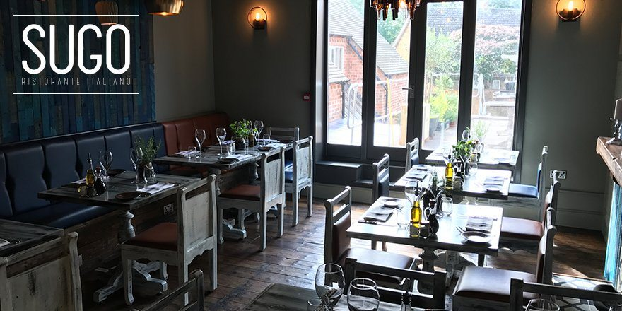 Review: SUGO Italian Restaurant Worcester