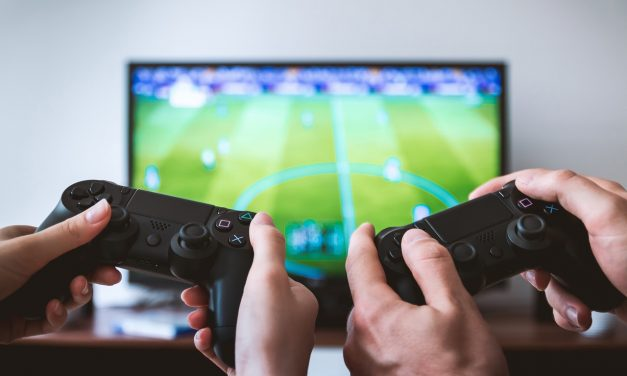 Guest Post: The Health Benefits of Gaming