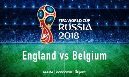 Watch England in the World Cup with ATAMA and Jamf Software