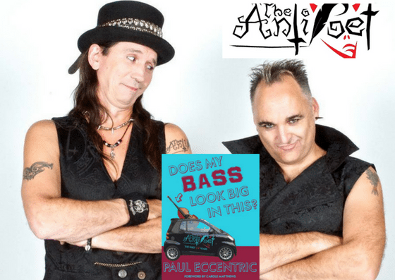 """Review: """"Does My Bass Look Big in This? The Antipoet – The First Ten Years"""" by Paul Eccentric"""