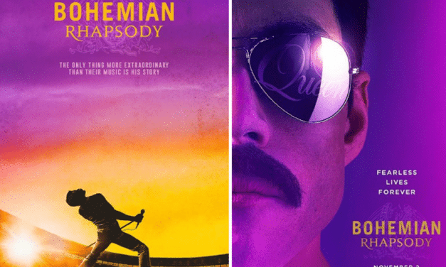 "Memories of Queen and Freddie Mercury: Inspired by Seeing ""Bohemian Rhapsody"""
