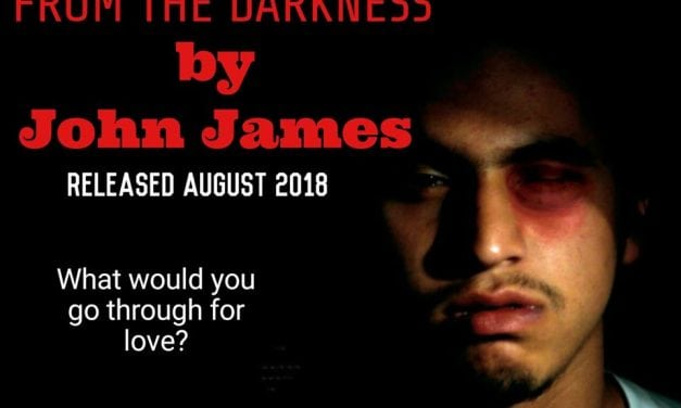 Interview: John James Author of From The Darkness
