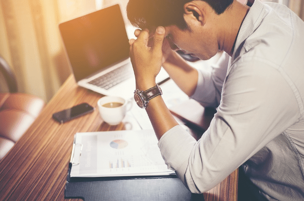 5 Major Business Mistakes That Cause Entrepreneurial Stress