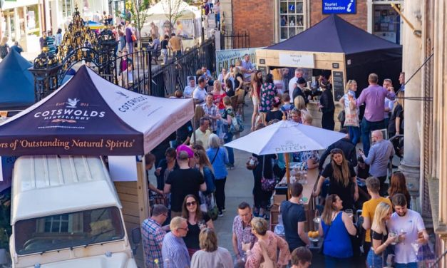 Worcester Gin Festival is Back for 2019