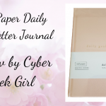 Review: Mal Paper's Daily Goal Setting Journal